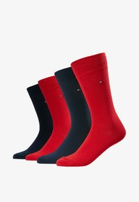 Tommy Hilfiger - MEN SOCK CLASSIC 4 PACK - Ponožky - original