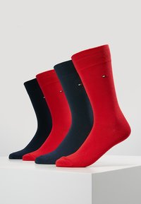 Tommy Hilfiger - MEN SOCK CLASSIC 4 PACK - Ponožky - original - 0