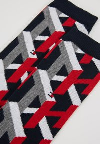 Tommy Hilfiger - MEN SOCK  - Calcetines - navy/red - 2