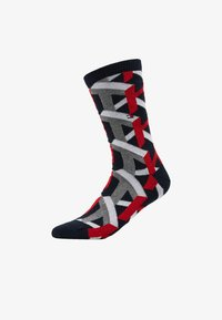 Tommy Hilfiger - MEN SOCK  - Calcetines - navy/red - 1