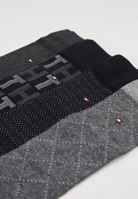 Tommy Hilfiger - MEN GIFTBOX 4PACK - Socks - grey - 2