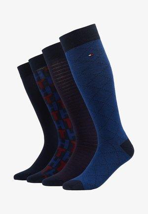 MEN GIFTBOX 4PACK - Chaussettes - dark blue