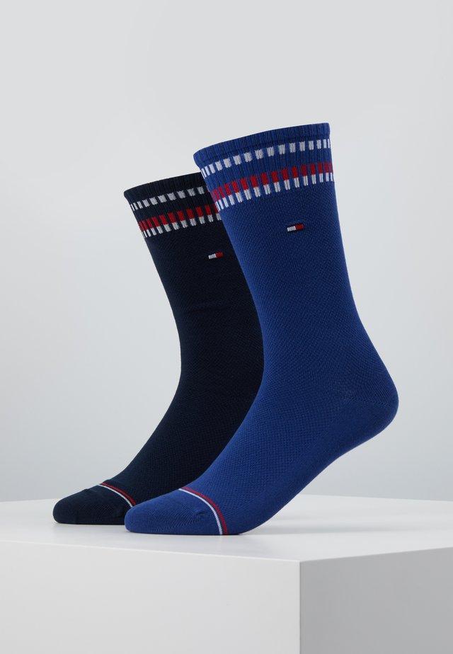 MEN SOCK NEW PETE 2 PACK - Ponožky - dark navy