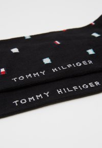 Tommy Hilfiger - SMALL FLAGS 2 PACK - Calcetines - black - 2