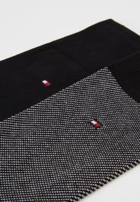 Tommy Hilfiger - MICRO STRIPE 2 PACK - Chaussettes - black - 2