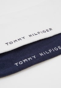 Tommy Hilfiger - QUARTER STRIPE 2 PACK - Sokken - dark navy - 2