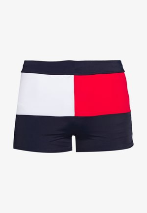 TRUNK - Swimming trunks - blue