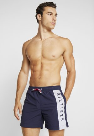 MEDIUM DRAWSTRING - Short - navy blazer