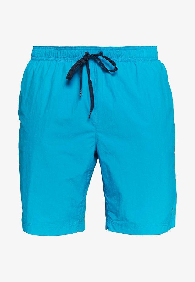 MEDIUM DRAWSTRING - Szorty kąpielowe - blue