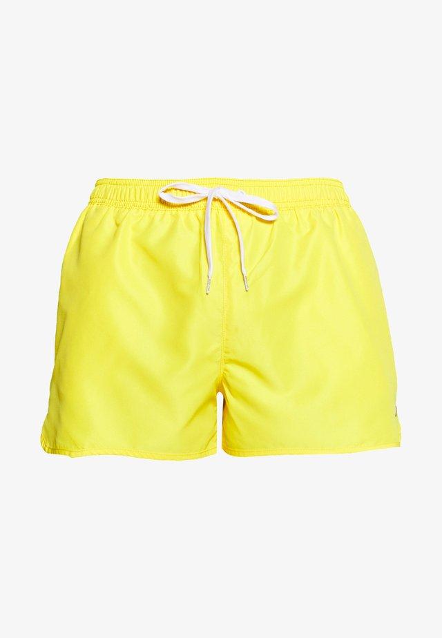 RUNNER - Badeshorts - yellow