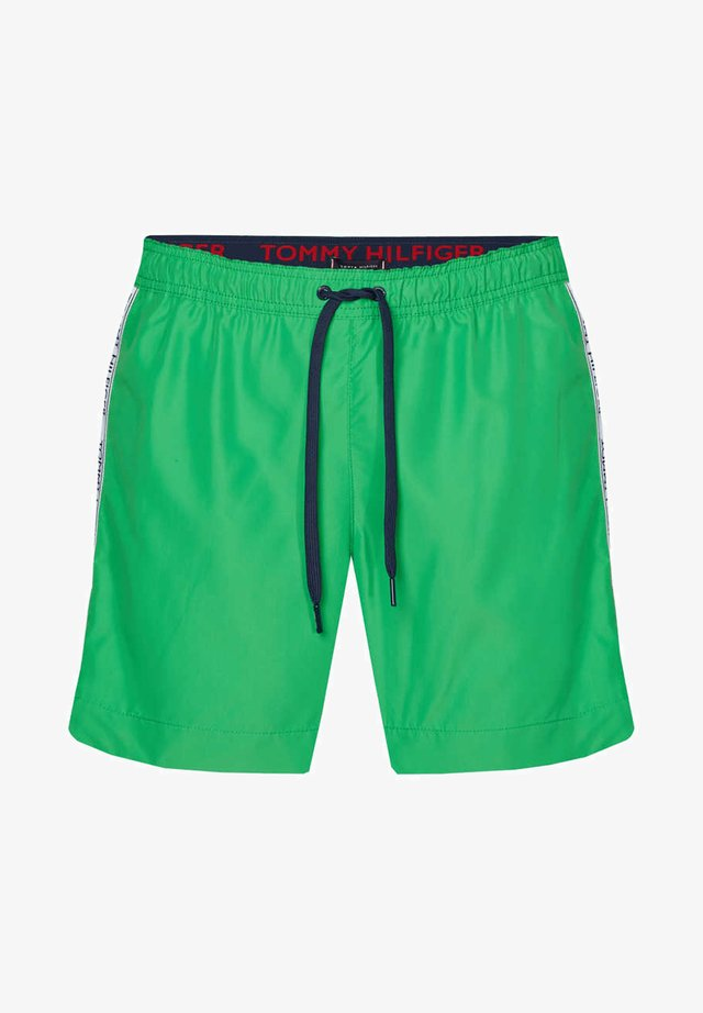 Swimming shorts - gr¸n - petrol