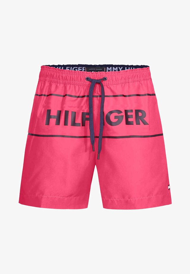 Swimming shorts - rosa - lila