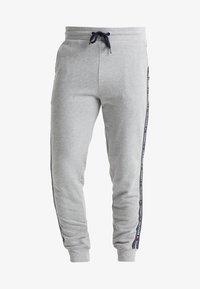 Tommy Hilfiger - TRACK PANT - Spodnie od piżamy - grey - 3