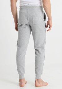 Tommy Hilfiger - TRACK PANT - Spodnie od piżamy - grey - 2