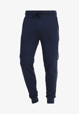 TRACK PANT - Pyžamový spodní díl - blue