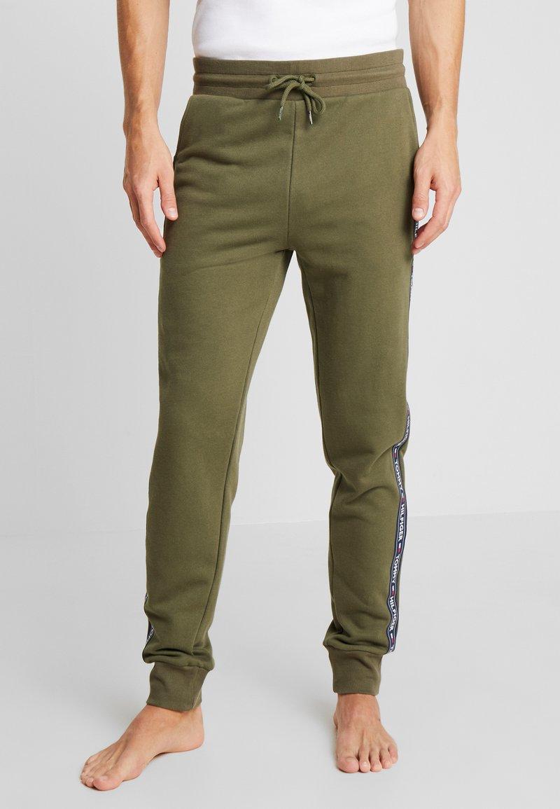 Tommy Hilfiger - TRACK PANT - Bas de pyjama - green