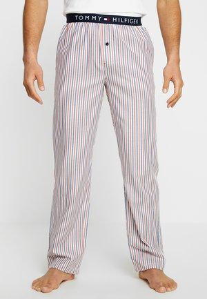 PANT PATTERN - Pantalón de pijama - blue