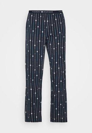 PANTS - Pyjama bottoms - blue