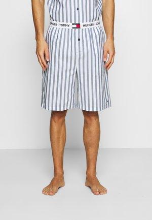 STRIPE - Pyjamabroek - blue
