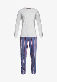 Tommy Hilfiger - Pijama - blue/mottled grey - 4