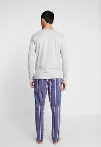 Tommy Hilfiger - Pijama - blue/mottled grey - 2