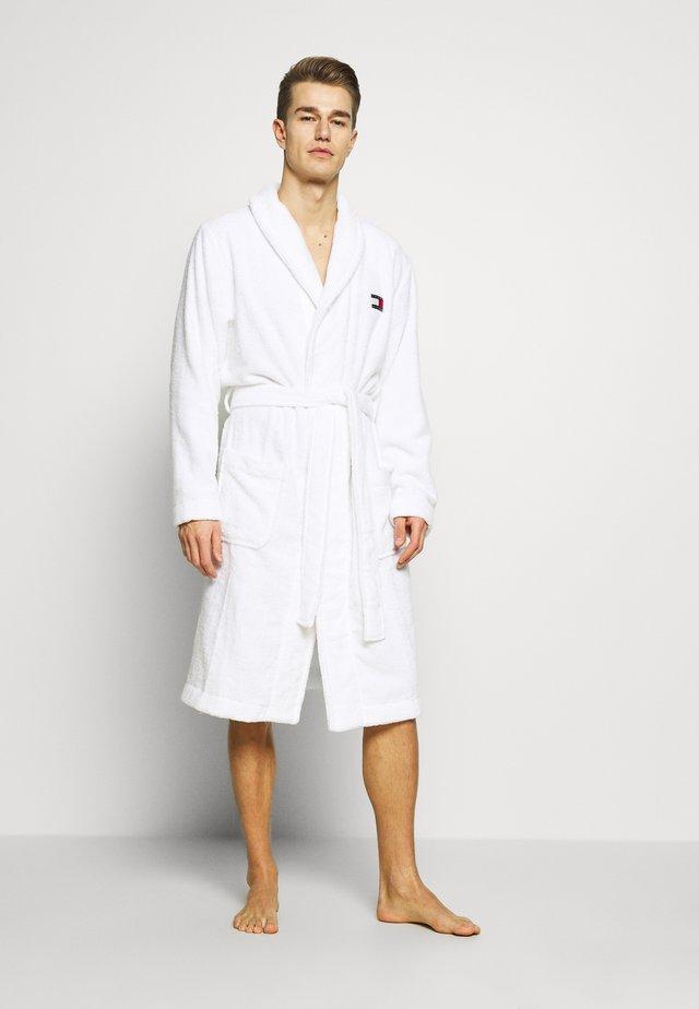 TOWELLING ROBE - Peignoir - white