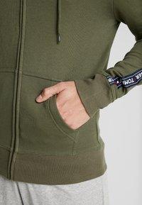 Tommy Hilfiger - HOODY  - Haut de pyjama - green - 5