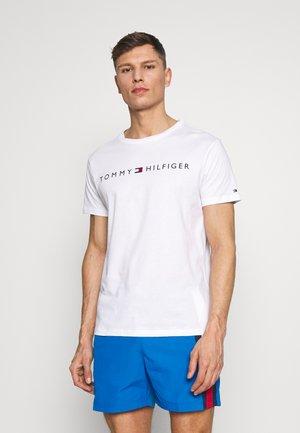 TEE LOGO - Pyjamashirt - white