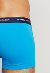 Tommy Hilfiger - TRUNK 3 PACK - Culotte - yellow/ royal blue/ green - 2