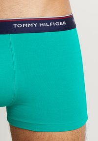 Tommy Hilfiger - TRUNK 3 PACK - Culotte - yellow/ royal blue/ green - 4