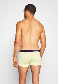 Tommy Hilfiger - TRUNK 3 PACK - Shorty - yellow/blue/teal - 1