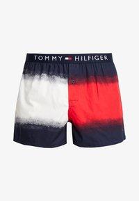 Tommy Hilfiger - DIP DYE FLAG - Boxershort - red - 3