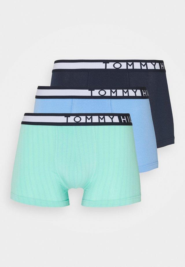 3 PACK TRUNK - Panties - blue