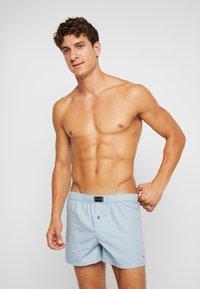 Tommy Hilfiger - 2PACK - Boxershort - blue/ white/ red - 1