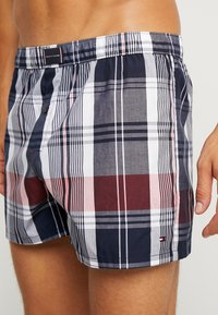 Tommy Hilfiger - 2PACK - Boxer - blue/ white/ red - 4