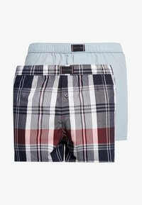 Tommy Hilfiger - 2PACK - Boxer - blue/ white/ red - 3