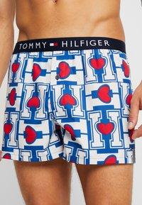 Tommy Hilfiger - VALENTINE'S BIG  HEART - Trenýrky - blue - 2