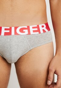 Tommy Hilfiger - BRIEF COLOR BLOCK - Braguitas - grey - 4