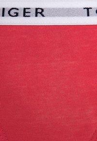 Tommy Hilfiger - ICONIC 2 PACK - Slip - white - 4