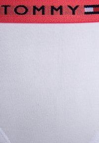 Tommy Hilfiger - ICONIC 2 PACK - Slip - white - 3