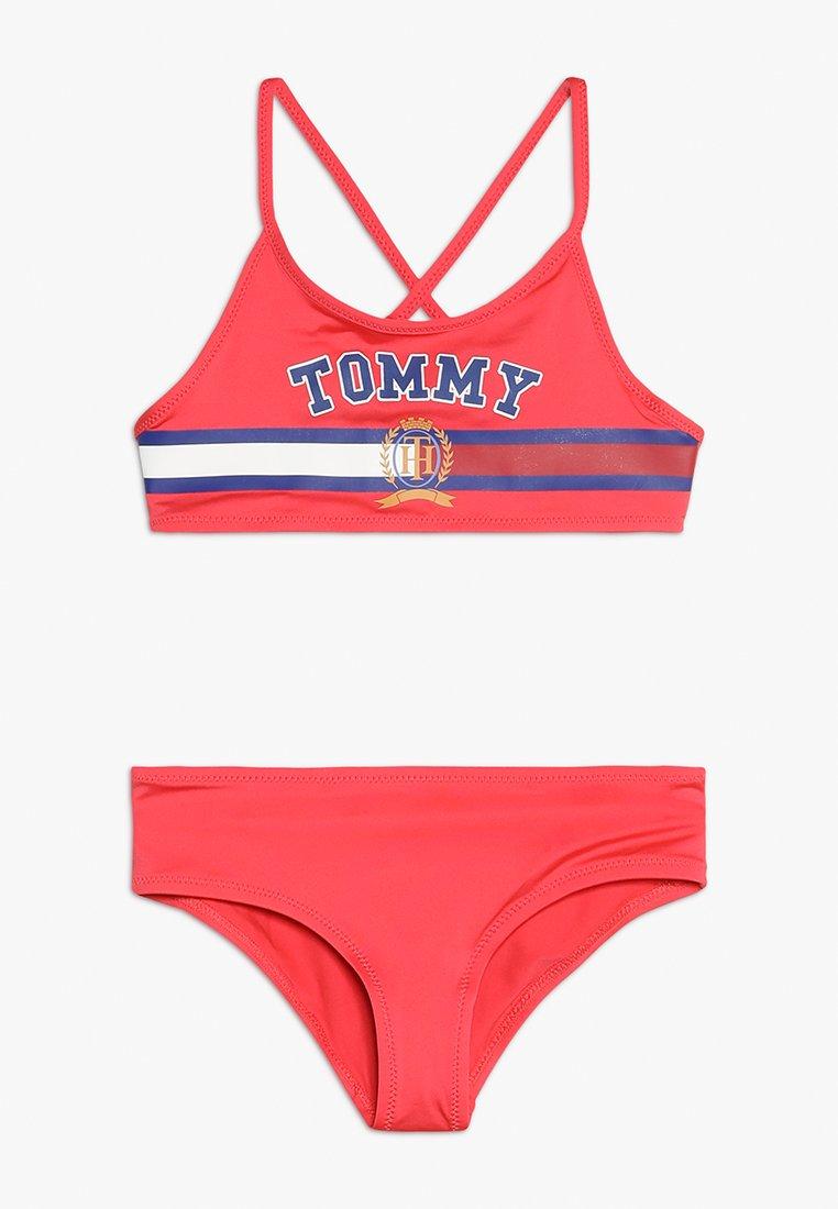 Tommy Hilfiger - BRALETTE SET - Bikiny - pink