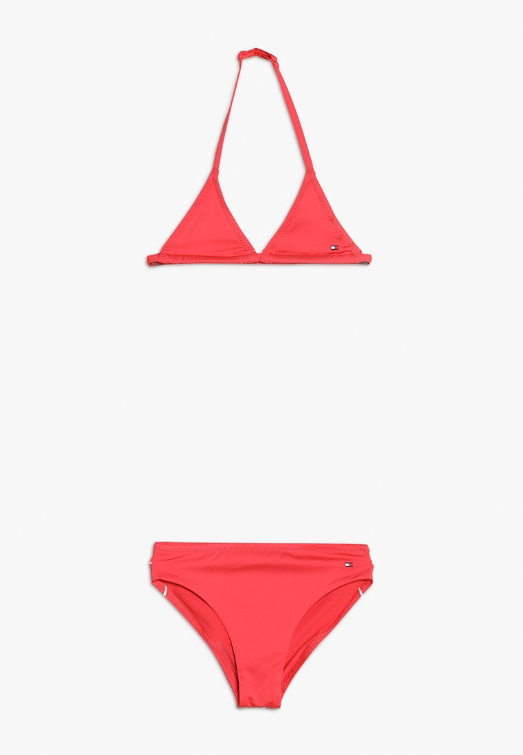 Tommy Hilfiger - TRIANGLE SET - Bikini - pink