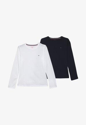 TEE 2 PACK - Caraco - white