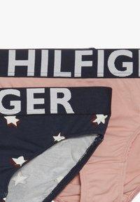 Tommy Hilfiger - BIKINI STARS 2 PACK - Kalhotky/slipy - multi - 4