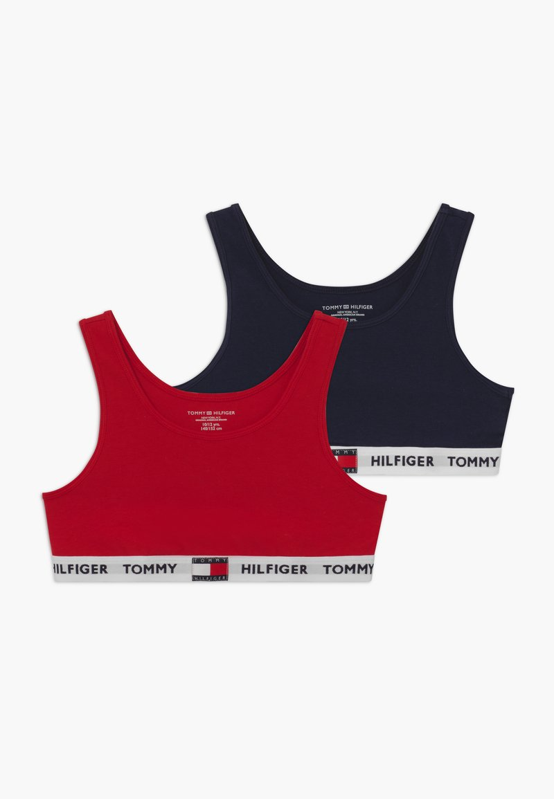 Tommy Hilfiger - BRALETTE 2 PACK - Bustier - blue