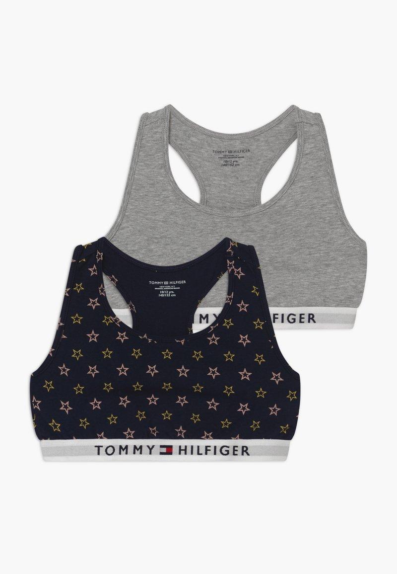 Tommy Hilfiger - PRINT 2 PACK - Korzet - grey