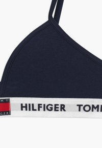 Tommy Hilfiger - TRIANGLE PADDED - T-shirt BH - blue - 3