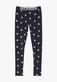 Tommy Hilfiger - LEGGING STARS - Pyžamový spodní díl - blue - 2