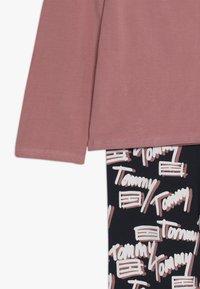 Tommy Hilfiger - LOGO - Pyžamová sada - light pink - 4