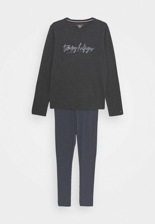 SIGNATURE SET - Pyjamas - grey